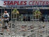 """""""Reuters""""/""""Scanpix"""" nuotr./Staples arena Los Andžele, kurioje popkaralių išvysime paskutinį kartą."""