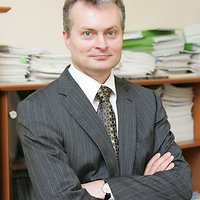 SEB banko prezidento patarėjas Gitanas Nausėda