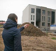 """""""Signatarų kvartalo"""" gyventojų kova su greta kylančiais daugiabučiais – bergždžia"""
