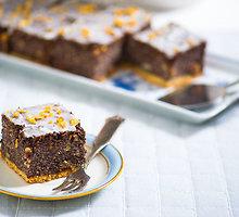 Tradicinis lenkiškas aguonų pyragas