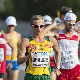 Tadas Šuškevičius (50 km sportinis ėjimas)