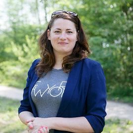 Eriko Ovčarenko / 15min nuotr./Asvejos regioninio parko direkcijos specialistė ir gidė Laura Leškevičiūtė