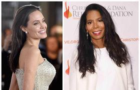 """Angelina Jolie skyrybų procesui pasisamdė krizių valdymo asę, kuri įkvėpė serialą """"Skandalas"""""""