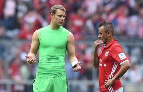 "Krizė užsitęsė: Miuncheno ""Bayern"" nelaimėjo ir Bundeslygoje"