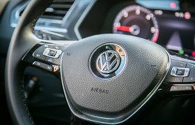"""EK žada akylai stebėti, kad """"Volkswagen"""" įvykdytų savo įsipareigojimus"""