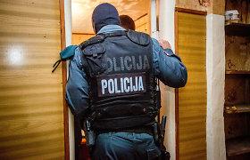 Kelmės rajone senolė kartu su policijos pareigūnais sukčiams surengė pasalą