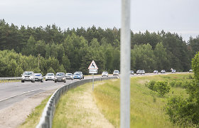 Kelio Vilnius-Utena rekonstrukcijai patvirtinta beveik pusė finansavimo