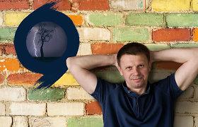 """Premjera: Rolandas Kazlas pristato naują dainą """"Trenktas"""""""