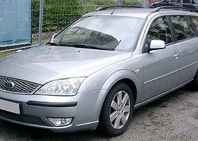 Ford Mondeo (2001)