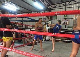 Lietuvos kovotojai pasaulio Muaythai čempionate Tailande