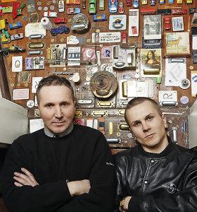 Menininkai Vitalis ir Povilas Čepkauskai: dramatiškos situacijos atskleidžia gyvenimo spalvas
