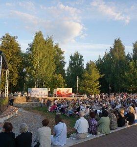 Išeinanti vasara kvies į skambančius Marijampolės parkus