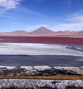 Užburianti Pietų Amerikos gamta: 5 vietos, kurias verta aplankyti
