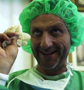 Dainius Kazlauskas pasirodys populiariame seriale – vaidins žavų plastikos chirurgą