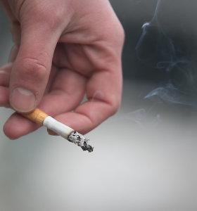Perkate kontrabandines cigaretes? Galite sulaukti kvietimo į policiją