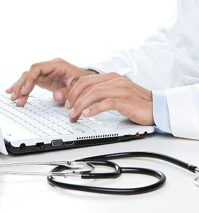 Gydymo įstaigos jau išrašė per 200 tūkst. elektroninių receptų