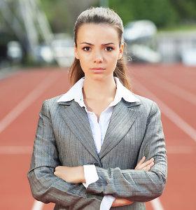 Ar sportininkas gali pasiekti gerų rezultatų be gero vadybininko?