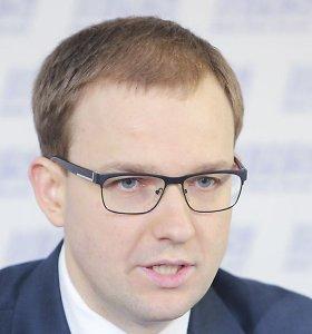 Vytautas Gapšys: Bankai nutarė patikrinti klientų budrumą?