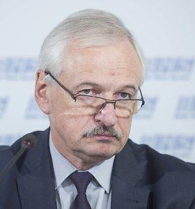 Ligonių kasos ir Visuomenės sveikatos centro vadovų konkursai paliekami naujam ministrui