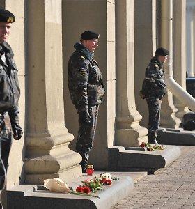 Baltarusijoje įvykdytas dar vienas mirties nuosprendis