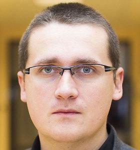 Skirmantas Malinauskas: Troleibuso durų sindromas