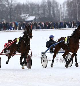 """""""Didįjį žiemos"""" prizą Sartuose vainikavo trasos rekordas"""
