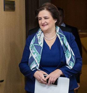 Po nesėkmingų rinkimų politikos išsižadėjusi L.Graužinienė bandys patekti į Seimą dar kartą