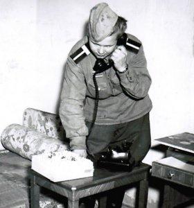 JAV aukcione parduodamas A.Hitlerio telefonas