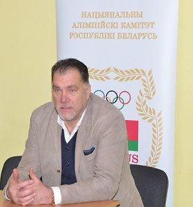 Arvydas Sabonis Baltarusijoje – vis dar sovietinis krepšininkas