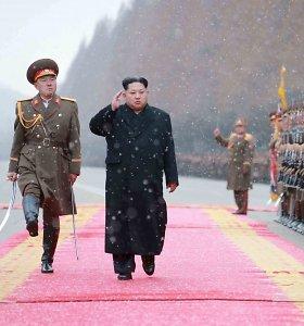 Tūkstantis saulių: ką žinome apie Šiaurės Korėjos branduolinę programą