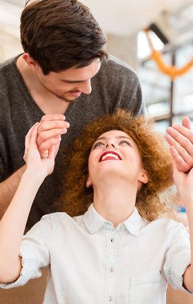 Kodėl laimingų žmonių sutuoktiniai – sveikesni?