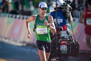 Marius Žiūkas (20 km sportinis ėjimas)