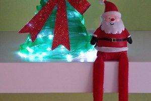 Airidos B. (Klaipėda) kalėdinė dekoracija