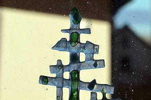 Editos (A.) kalėdinė dekoracija