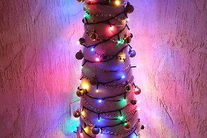 Editos P. (Kaunas) kalėdinė dekoracija