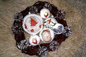 Ilonos B. (Kėdainiai) kalėdinė dekoracija