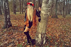 Mantės K. rudeninis stilius