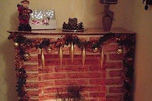 Natalijos B. (Kaunas) kalėdinė dekoracija
