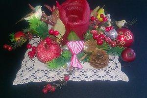 Renatos D. kalėdinė dekoracija