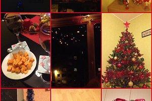 Sandros L. (Šiauliai) kalėdinė dekoracija