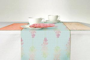 Edma Sapragonaitė: Audinių dizaino kolekcija, skirta namų tekstilės gaminiams