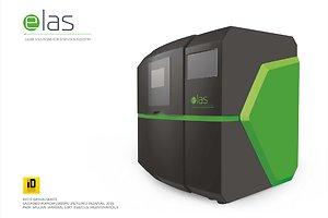 Aistė Bankauskaitė: Lazerinio mikroapdirbimo įrenginio dizainas