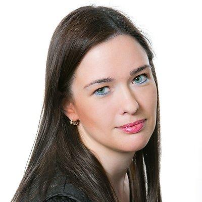 Kristina Aksamitaitė, Dienos redaktorė