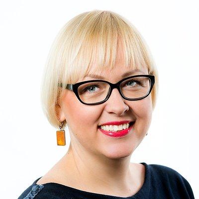 Vaiva Jogelienė, Reklamos projektų vadovė