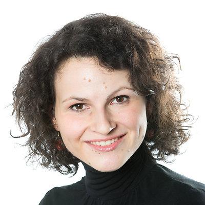 Indrė Bungardaitė, Dienos redaktorė