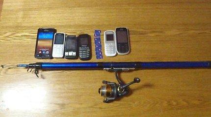 Panevėžyje telefonus nuteistosioms bandyta permesti meškere
