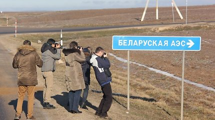 Rokas Masiulis: Baltarusija bando nukreipti dėmesį nuo Astravo AE