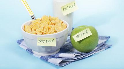 """Ką kasdien valgo ir ko vengia knygos """"Valgyk riebiai ir lieknėk"""" autorius"""