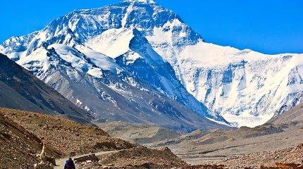 Dėl 2015 m. žemės drebėjimo bus dar kartą matuojamas Everesto aukštis
