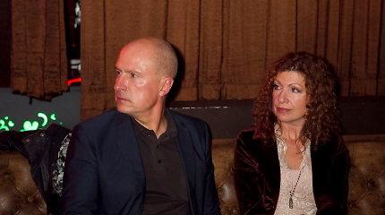 Egidijus Sipavičius teisme oficialiai išsiskyrė su antrąja žmona